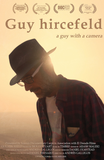 Guy Hircefeld, a guy with a camera film poster